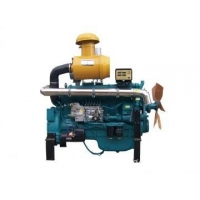 China 6126 Generator Weifang Diesel Engine 250KW on sale