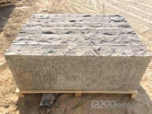 China Blocks and Slabs blue limestone on sale