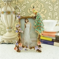 Metal photo frame/pewter photo frame