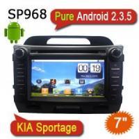 2 Din Android Car Radio PC Multimedia DVD GPS For: KIA Sportage R