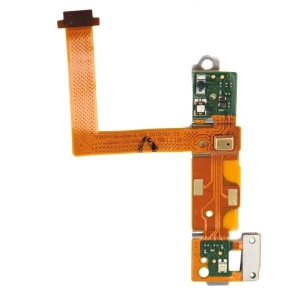 China HTC EVO 4G LTE Power Button Flex Cable Ribbon on sale