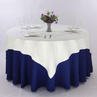 WEISDIN table linens elegant fancy wedding table cloths for sale