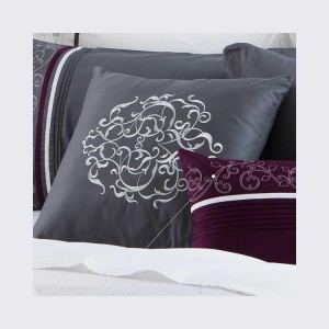 China white cotton hotel bedding set manufacturer on sale