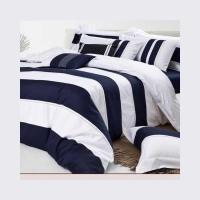 100% Cotton fashion design zebra stripe print bedding set