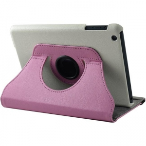 China iPad mini rotation Leather case for iPad mini on sale
