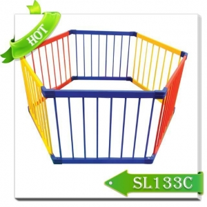 China Woooden Baby large playpen with new style for sale on sale