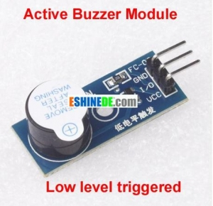 China Active Buzzer Module Buzzer Control Board Low level triggered for Ardu on sale