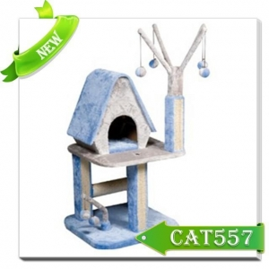 China Indoor cat tree house wholesales on sale