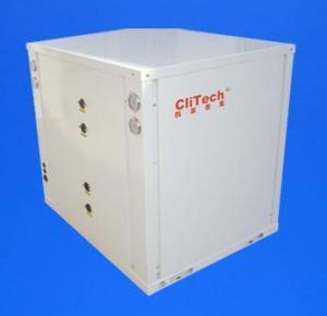 China Geothermal heat pump cooling / heating CWW-16 CWW-18 CWW-28 CWW-30 CWW-35 on sale