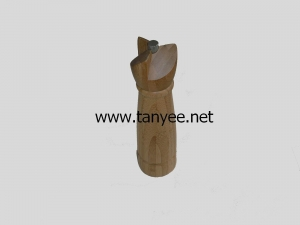 China Bamboo Pepper & Salt Mill Set on sale