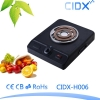 China Hot Plate Series CIDX-H006 Family Hotplate for sale