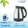China 2014 New Design Stainless Steel Kettle(CIDX-1504) for sale