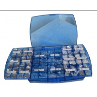 China RS-50B Eyeglass nose pads and screws kit on sale