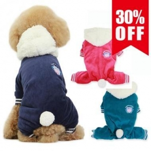 China Hoodie Dog Jumpsuit supplier