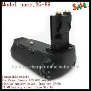 China Camera Battery Grip BG-E9 on sale