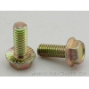 China Hex Flange Bolts for sale