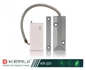 China Wireless Magnetic Door Contact (KR-201) on sale