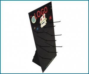 China Paper Hook Display with strong board on sale