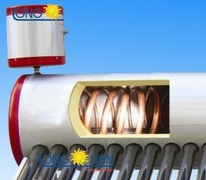 China Pre-heated Solar Hot Water Heater on sale
