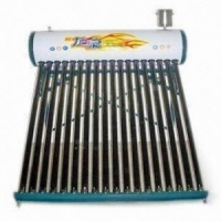 China CE proved Integrated non-pressurized solar water heater on sale