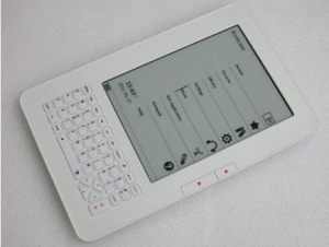 China E-book Reader on sale