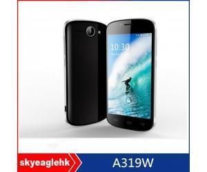 China 4.5inch MTK6572 Dual core ram4MB+rom512MB original skyeagle smart phone A319W on sale