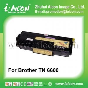 China Remanufactured laser printer toner for Brother TN6600 on sale