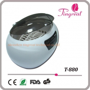 China Digital Household ultrasonic cleaner (T-890) on sale