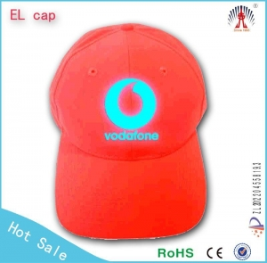 China Led cap el flashing cap el light cap on sale