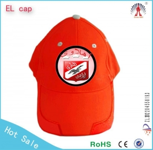 China China el cap manufacturer wholesale flashing cap crazy light up cap on sale