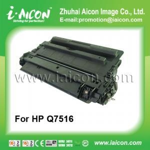China For HP Laserjet 5200 laser printer toner cartridge Q7516A on sale