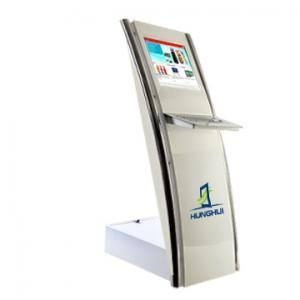 China 15,17,19,22 Inch TFT LCD Monitor Touch Screen Interactive Information Kiosk on sale