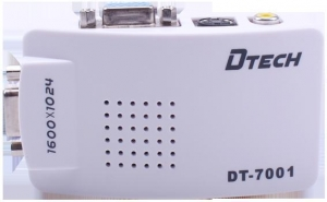 China DTECH DT-7001 PC TO TV CONVERTER on sale
