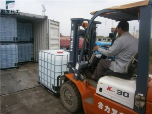 China Dyeing use Acetic Acid on loading on sale