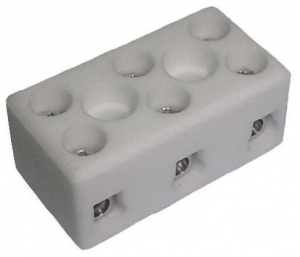 China TC Series High Temperature Ceramic (Porcelain) Terminal Blocks on sale