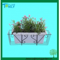 Wire Planter Baskets Iron Window Planter Boxes