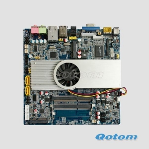China Intel Atom D2550 Thin Mini-ITX Board on sale