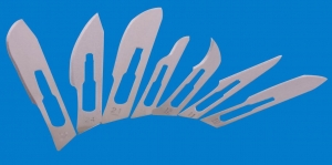 China Disposable Surgical Blades on sale