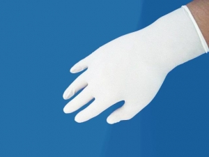 China Disposable Medical Latex Gloves on sale