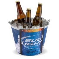 M-0282 Beer Zinc Ice Bucket