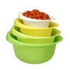 China M-0977 Cook Pro 4 piece Mixing Bowl Set for sale