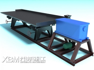 China Shaking table on sale