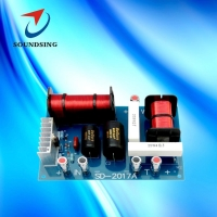 China two way passive crossover SD-2017A on sale
