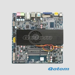 China Intel ATOM D2550 GT610 HD Thin Mini-ITX Board on sale
