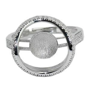 China Sterling Silver Ring Base on sale
