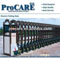 China Automatic Expandable Foldable Gate on sale