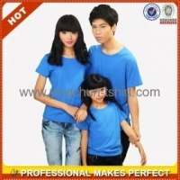 China Super Soft Handfeel 100% Cotton Blank T Shirts Manufacturer (YCT-E0001) on sale