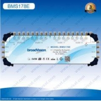 China 17 in 8 out satellite multiswitch with high Isolation (30 dB) on sale