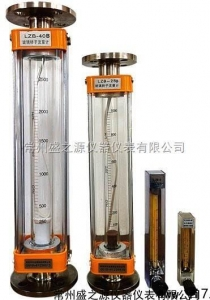 China LZB-50DN50 glass rotameter on sale