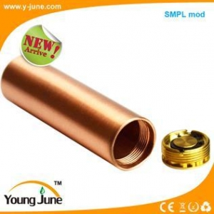 China Normal Mechanical Mod SMPL mod on sale